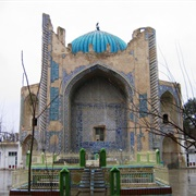 Green Mosque, Balkh