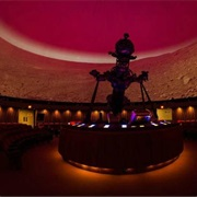Planetarium at the Manitoba Museum