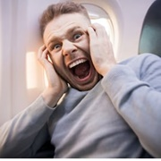 Aerophobia (Fear Flying on Airplane)