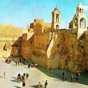 Birthplace of Jesus: Church of the Nativity and the Pilgrimage Route,