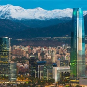 Chasing Big City Culture of Santiago, Chile