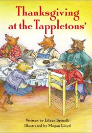 Thanksgiving at the Tappletons' (Eileen Spinelli)