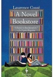 A Novel Bookstore (Laurence Cosse)