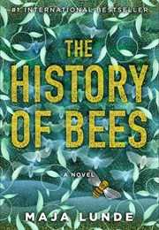 The History of Bees (Maja Lunde)