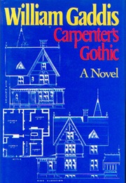 Carpenter's Gothic (William Gaddis)