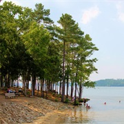 Lake Wateree State Park, South Carolina