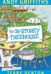 The 26-Storey Treehouse (Andy Griffiths)