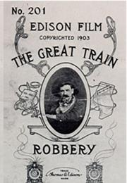 Great Train Robbery, the (1903, Edwin S. Porter)