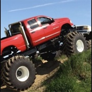 Ride in a Monster Truck
