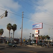 Greyhound Station (Los Angeles, CA)