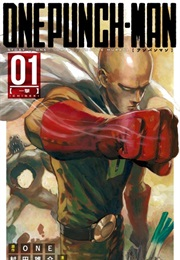 One-Punch Man (ONE and Yusuke Murata)