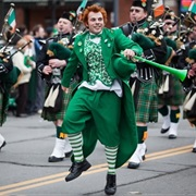 Celebrate St. Patrick's Day in Ireland