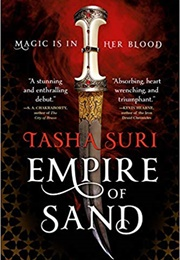 Empire of Sand (Tasha Suri)