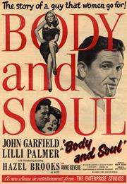 Body and Soul (1947, Robert Rossen)