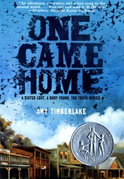 One Came Home (Amy Timberlake)