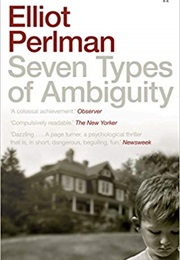 Seven Types of Ambiguity (Elliot Perlman)