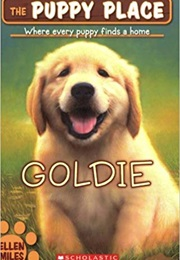 The Puppy Place: Goldie (Ellen Miles)
