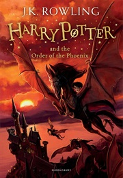 Harry Potter and the Order of the Phoenix (J.K. Rowling)