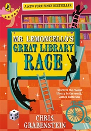 Mr. Lemoncello's Great Library Race (Chris Grabenstein)