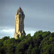 William Wallace Monument - Stirling, UK