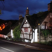 Ancient Ram Inn, Wotton-Under-Edge, England