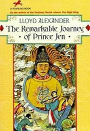 The Remarkable Journey of Prince Jen (Lloyd Alexander)