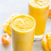 Orange and Mango Juice