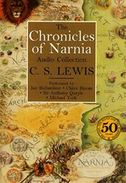 Chronicles of Narnia – CS Lewis