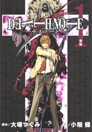 Death Note (Takeshi Obata, Tsugumi Ohba)