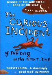 The Curious Incident of the Dog in the Night-Time (Mark Haddon)