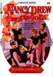 Bad Day for Ballet (Carolyn Keene)