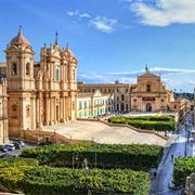 Baroque Towns of the Val Di Noto, Sicily