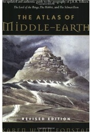 The Atlas of Middle-Earth (Karen Wynn Fonstad)