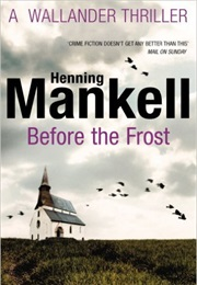 Before the Frost (Henning Mankell)