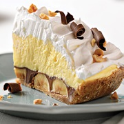 Chocolate Banana Creme Pie