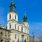 Holy Cross Church, Warsaw