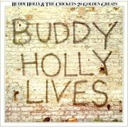 Buddy Holly- 20 Golden Greats