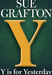Y Is for Yesterday (Sue Grafton)
