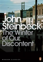 The Winter of Our Discontent (John Steinbeck)