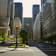 Park Avenue - New York City, NY