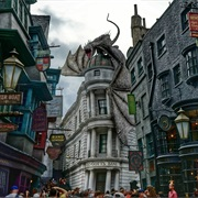 Visit the Wizarding World of Harry Potter in Florida
