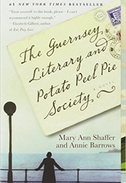 The Guersney Literary & Potato Peel Pie Society (Mary Ann Shaffer)
