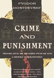 Crime and Punishment – Fyodor Dostoyevsky