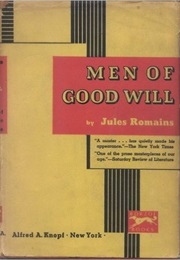 Men of Good Will (Jules Romains)