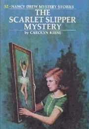 The Scarlet Slipper Mystery (Carolyn Keene)