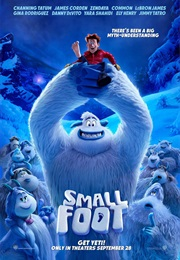 Small Foot (2018)