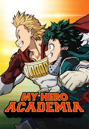 My Hero Academy (2016)