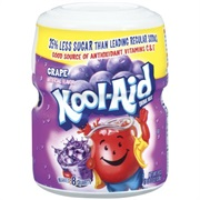 Grape Kool Aid