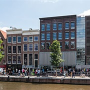 Anne Frank House (Amsterdam, Netherlands)