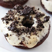 Cookies and Cream Donut